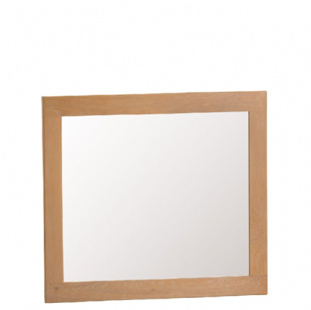 Oslo Oak Large Wall Mirror